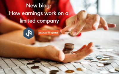How earnings work on a limited company